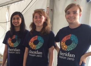 volunteers in shirt