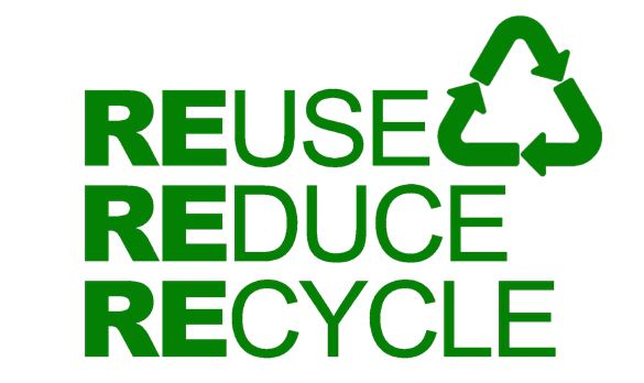 Reuse, Reduce, Recycle Photo.