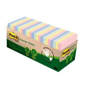 Photo of a bulk pack of Post-It notes.