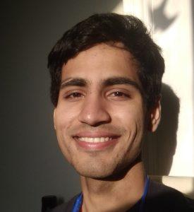 Sahib Bhardwaj, Sheridan's SDG Youth Coordinator