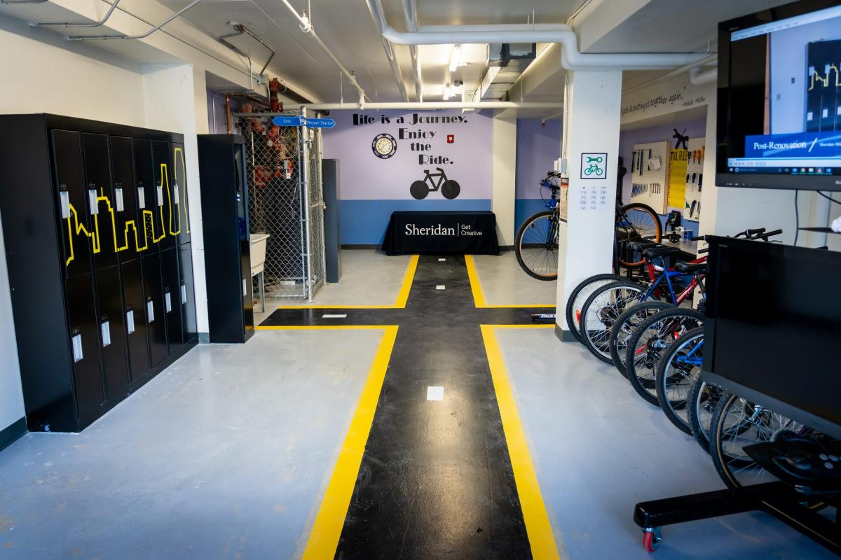 HMC Bike Hub